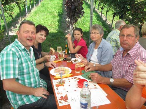 Wine tour 2014